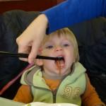 Clément aime les noddles