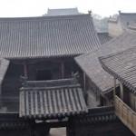 """Demeure de la famille Wang - lieu de tournage de """"Epouses & Concubines"""""""