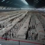 Armée de terre cuite de l'empereur Qin